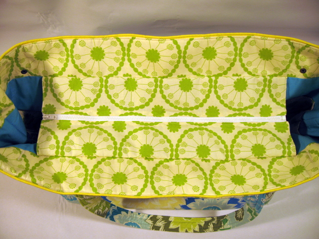 Whole Shebang zipper panel