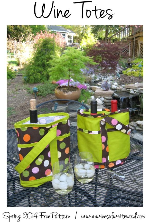 Wine Totes promo