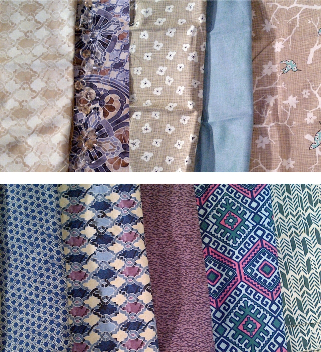 Collection 2 Fabrics