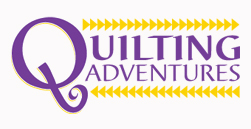 Quilting Adventures Logo