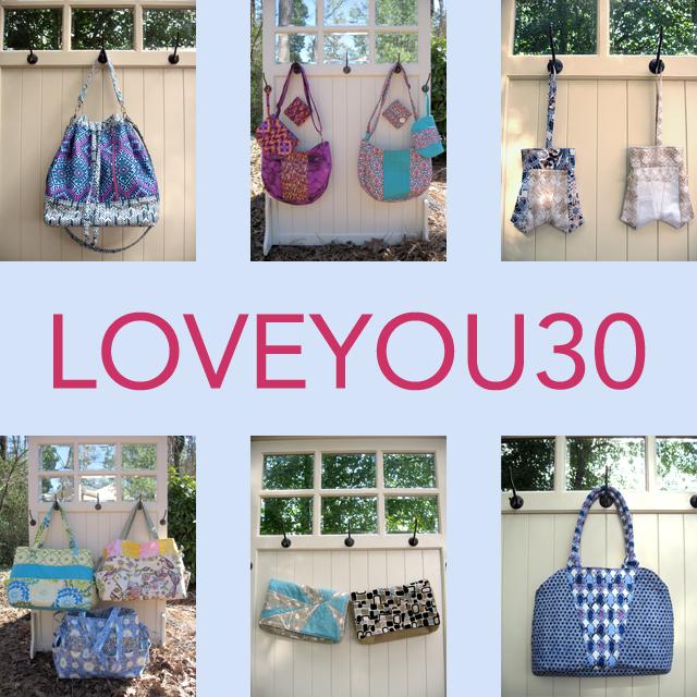 Love You 30 Sale