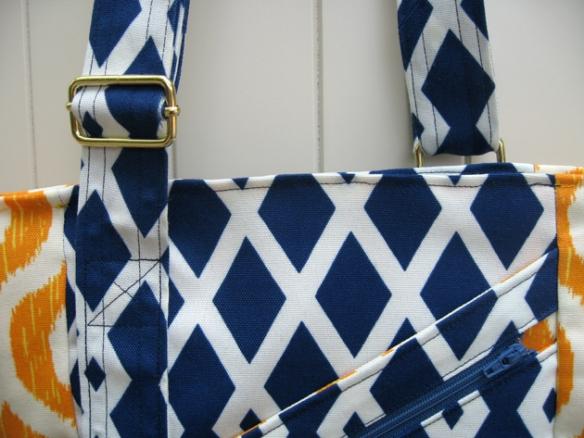Stowaway Strap Detail