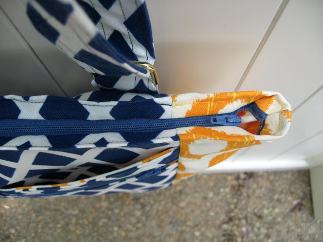 Stowaway Zipper