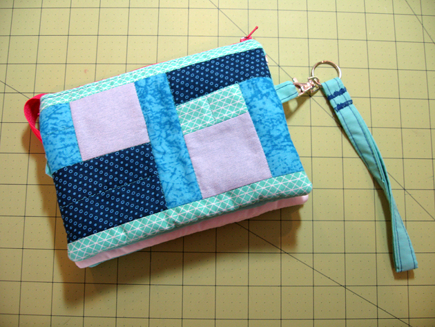 Gotta Go Solids Patchwork Front
